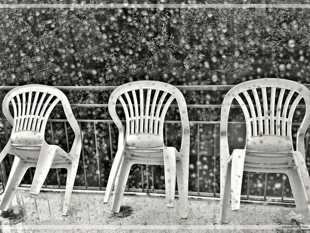 Freue Dich über den Regen…